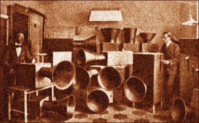 Luigi Russolo, pionero del ruido
